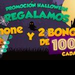 Sorteo de un iPhone y 2 bonos de 100 euros en YoBingo