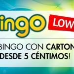 Juega al bingo online low cost en Sportium