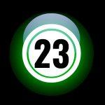 El número 23: apodo, significado y curiosidades