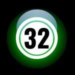 El número 32: apodo, significado y curiosidades
