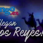 Llegan los Reyes Magos a YoBingo