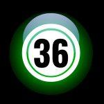 El número 36: apodo, significado y curiosidades