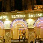 Teatro Balear, un edificio histórico al servicio del ocio