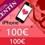 YoBingo sortea un iPhone y bonos de 100 euros por San Valentín