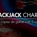 Gana un euro extra en Sportium con Blackjack Charlie