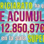 Más de 12.000 euros repartidos en YoBingo