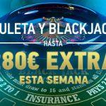 Hasta 280 euros extra en el casino de Sportium