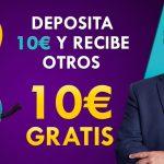 Bono especial de 10 euros gratis en YoBingo