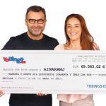 YoBingo entrega un premio de más de 69.000 euros