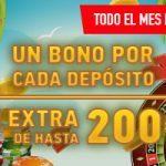 Sportium: bono de 20 euros para el mes de julio