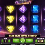 Conoce mejor Starburst, el juego de slot de YoBingo