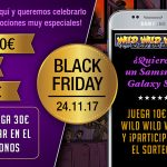 Bonos de hasta 300 euros en el Black Friday en YoBingo