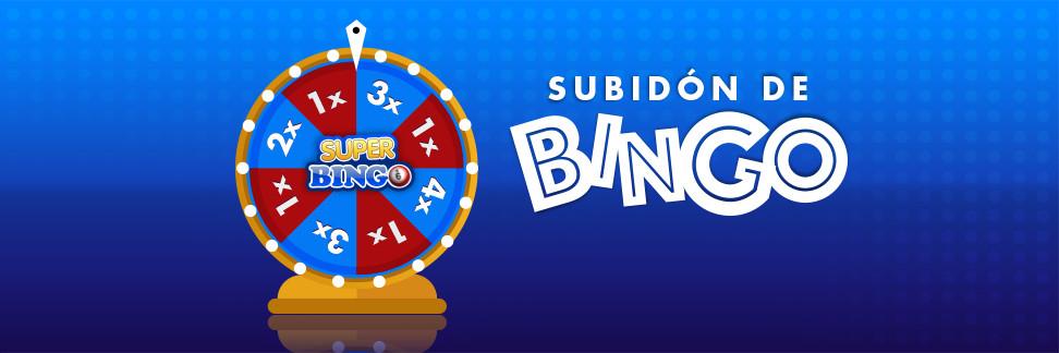 subidon bingo botemania