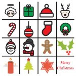 Haz tu propio bingo de Navidad