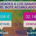 Más de 90.000 euros repartidos en el bingo de YoBingo