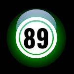El número 89: apodo, significado y curiosidades