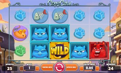 copy cats slot yobingo