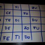 El bingo auditivo de Aitana: una herramienta muy útil