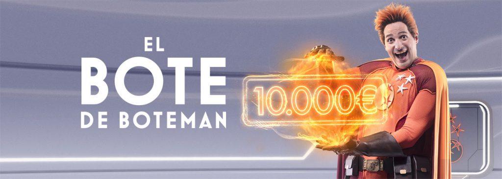 10.000 euros botemania