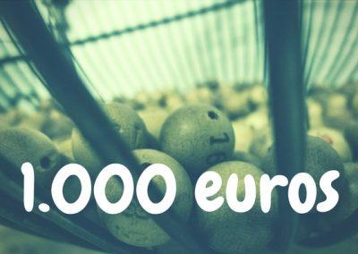 bingo 1000 euros tombola