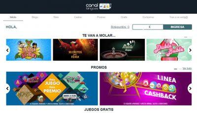 canal bingo nueva web