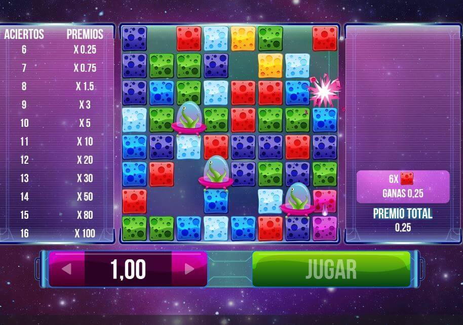 Blox Blitz canal bingo