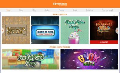 nuevos juegos Botemania