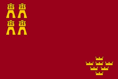 bandera región de murcia