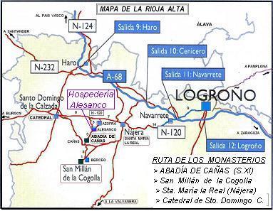 verpueblos ruta monasterios