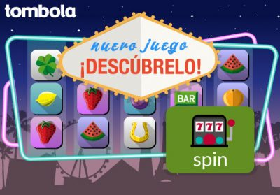 Juego Slot Tómbola