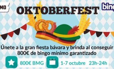 Promoción Oktoberfest Tómbola