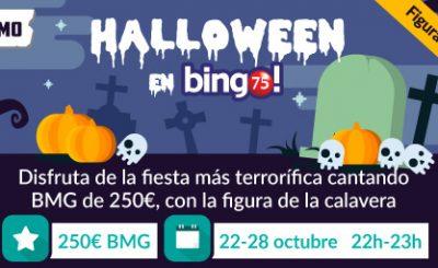 Promo Halloween Tómbola