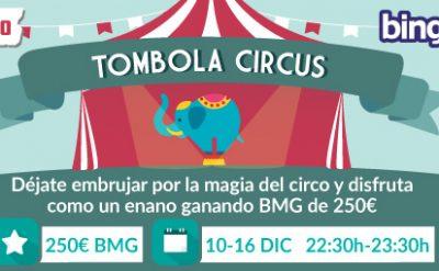 Promoción Circo Tómbola