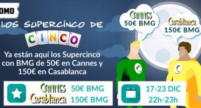 promoción Supercinco Tómbola