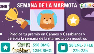 Promoción Marmota Tómbola