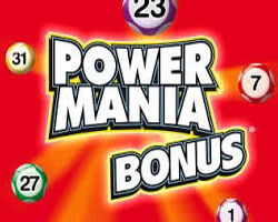 Powermania Bonus Bingo