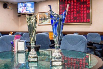 Mesa del Bingo Don Nicanor