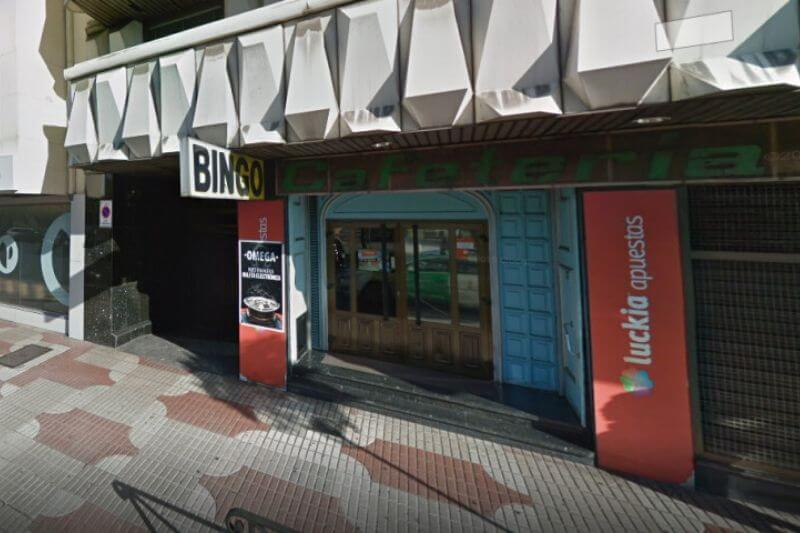 Bingo Sala Casa Galicia