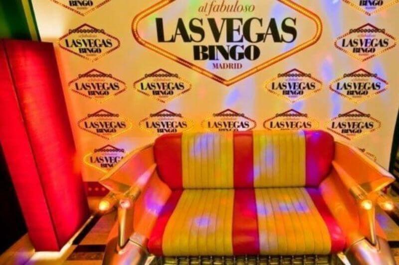 Photocall del Bingo Las Vegas